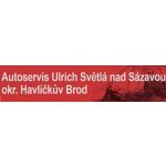 Autoservis Ulrich Jaroslav Světlá nad Sázavou – logo společnosti