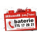 AKU servis HB – logo společnosti