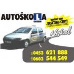 Hejkal Václav - autoškola – logo společnosti