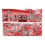 Autodíly FREY s.r.o. – logo společnosti