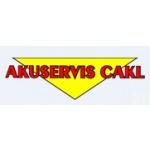 AKUSERVIS Cakl, s.r.o. – logo společnosti