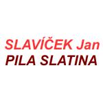 SLAVÍČEK Jan - PILA SLATINA – logo společnosti
