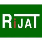 RIJAT - VÝROBA PLACHET – logo společnosti