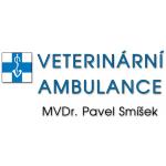 Smíšek Pavel, MVDr. - Veterinární ambulance – logo společnosti