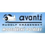 Rudolf Krásenský - AVANTI – logo společnosti