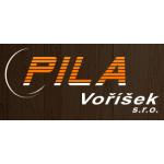 PILA Voříšek s.r.o. – logo společnosti