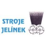 Jelínek Pavel - stroje – logo společnosti