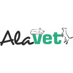 AlaVET veterinární ordinace Zbuzany – logo společnosti