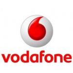 Vodafone Czech Republic a.s. (pobočka Trutnov-Horní Předměstí) – logo společnosti