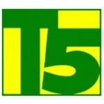 T5, společnost s ručením omezeným (pobočka Trutnov-Horní Staré Město) – logo společnosti