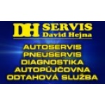 David Hejna - autoservis, pneuservis, autopůjčovna – logo společnosti