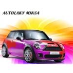 AUTOLAKY MIKSA – logo společnosti