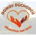 Domov důchodců Albrechtice nad Orlicí – logo společnosti