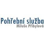 PŘIBYLOVÁ MILUŠE - POHŘEBNÍ ÚSTAV – logo společnosti