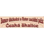 Domov důchodců a Ústav sociální péče Česká Skalice, Riegrova 594 – logo společnosti