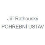 POHŘEBNÍ ÚSTAV Jiří Rathouský – logo společnosti