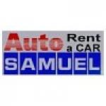 Autopůjčovna SAMUEL Třebíč – logo společnosti