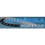 AUTOŠKOLA - JAROSLAV POUR – logo společnosti