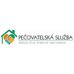 Pečovatelská služba Města Dvůr Králové nad Labem, Elišky Krásnohorské 2962 – logo společnosti