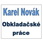 Novák Karel - obklady – logo společnosti