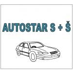 AUTOSTAR S + Š, s.r.o. – logo společnosti