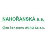 NAHOŘANSKÁ, a.s. – logo společnosti