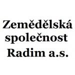 Zemědělská společnost Radim, a.s. – logo společnosti