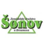Zemědělské družstvo Šonov u Broumova – logo společnosti