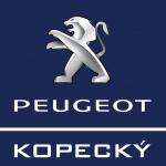 KOPECKÝ s.r.o.- nové vozy Peugeot a prodej ojetých aut – logo společnosti