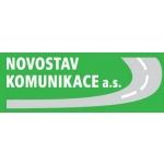 NOVOSTAV KOMUNIKACE a.s. – logo společnosti
