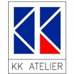 KK ATELIER - architektonická kancelář – logo společnosti