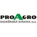 PROAGRO Radešínská Svratka, a.s. – logo společnosti