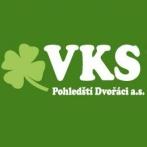 VKS Pohledští Dvořáci a.s. – logo společnosti