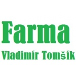 TOMŠÍK VLADIMÍR-FARMA – logo společnosti