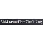Široký Zdeněk- zakázkové truhlářství – logo společnosti