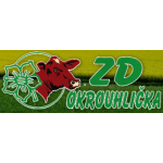 Zemědělské družstvo Okrouhlička – logo společnosti