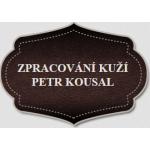 KŮŽE a KOŽEŠINY - Petr Kousal – logo společnosti