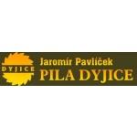 Jaromír Pavlíček - Pila Dyjice – logo společnosti