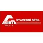 Asinta stavební společnost, s.r.o. – logo společnosti