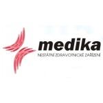 Medika Hradec Králové, s.r.o. – logo společnosti
