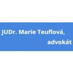 JUDr. MARIE TEUFLOVÁ – logo společnosti
