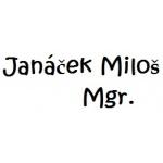 Janáček Miloš, Mgr. – logo společnosti