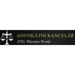 JUDr. Miroslav Novák - ADVOKÁTNÍ KANCELÁŘ – logo společnosti