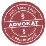 Advokátní kancelář, JUDr. Karel Zach – logo společnosti