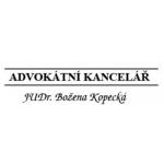 JUDr. Kopecká Božena – logo společnosti