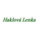 Haklová Lenka- zatahovací dveře – logo společnosti