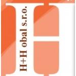 H+H obal s.r.o. – logo společnosti
