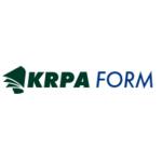 KRPA FORM, a.s. – logo společnosti
