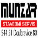 Munzar Otakar - stavební servis – logo společnosti
