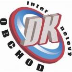 DK - obchod - postele, matrace – logo společnosti
